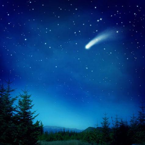 Посланник кометы Энке осветил небо над Краснодаром и Крымом