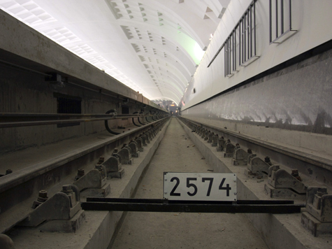 Станцию метро «Новокосино» откроют осенью