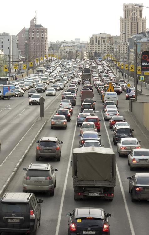 Как нам раскрутить Садовое кольцо Эксперты предложили комплексную схему изменения движения на магистрали Москва.