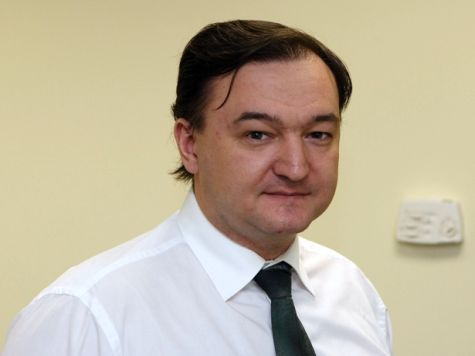 МВД засудит мертвеца Магнитского