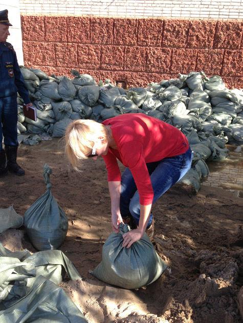 Стрелой в Амур. Как я строила дамбу в Хабаровске