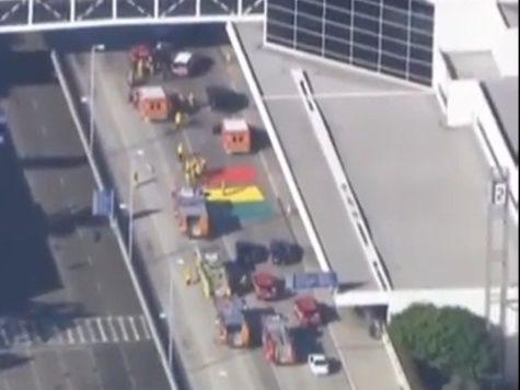 Стрельба в аэропорту Лос-Анджелеса вызвала коллапс