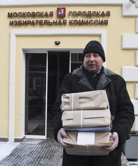 Как мы готовим фальсификации: «МК» внедрил своего корреспондента в территориальный избирком