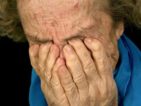 Пенсионерка искала опору в супруге до самой смерти