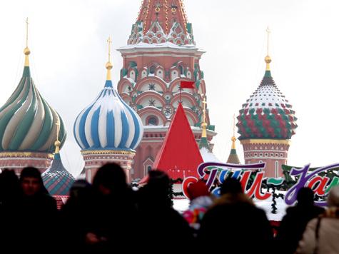 На Москву продолжают давить рекордами