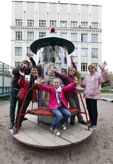 Школьникам в Москве будут преподавать театральное мастерство