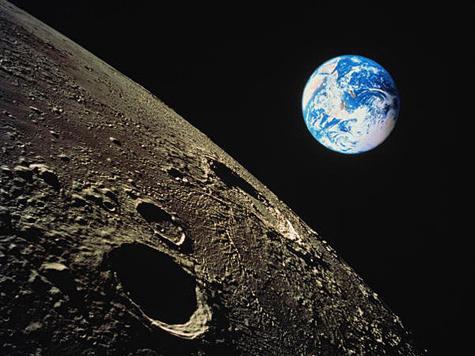 Лунный маяк можно будет рассмотреть с земли