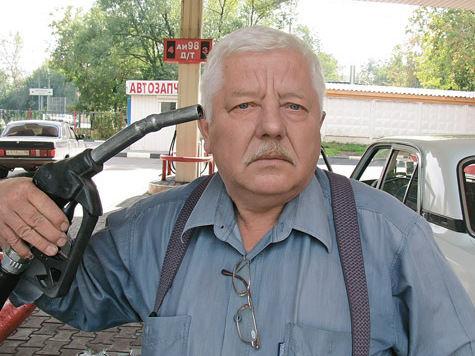 Российский бензин станет дороже европейского