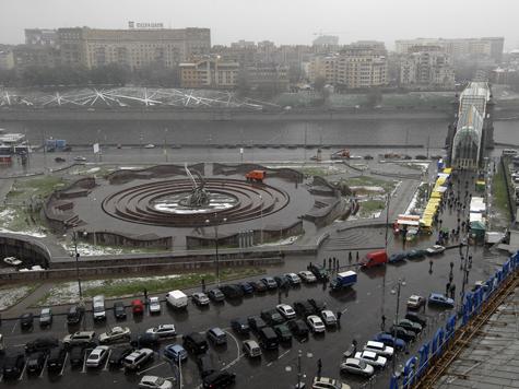 Перестрелка на площади Киевского вокзала: двое ранены