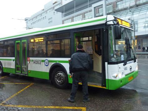 Шины за столичными автобусами будут «донашивать» другие