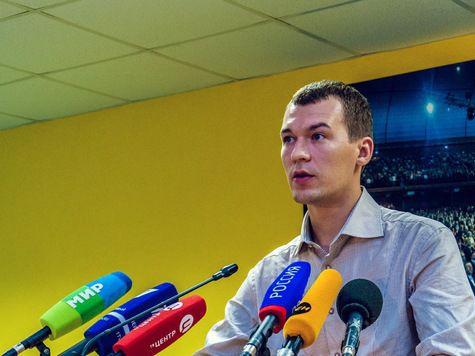 Феерия в штабе ЛДПРовца Дегтярева: «Навальный — проект Кремля!»