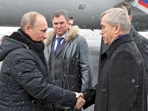 Путин угрожал подчиненному бормашиной