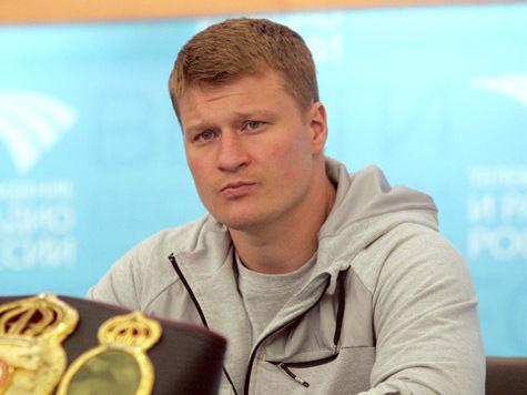В поражении Поветкина обвинили тренера из США