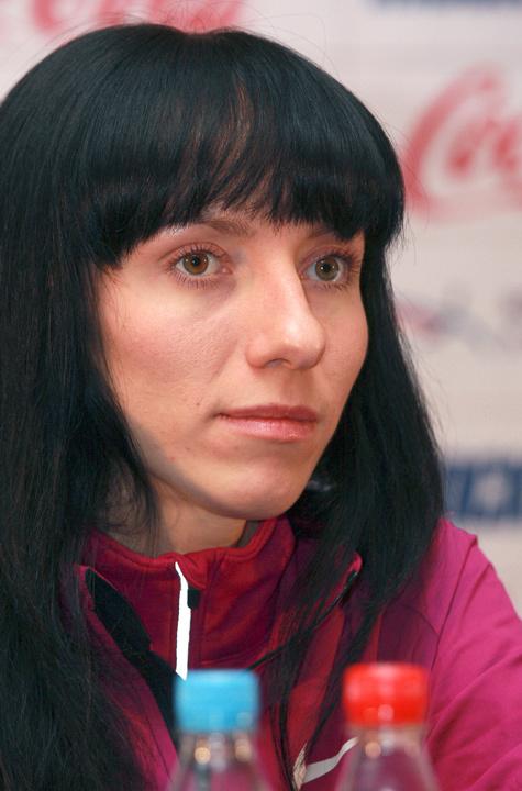 Мария Савинова — номер один!