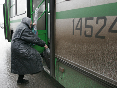 Куда едет Москва?