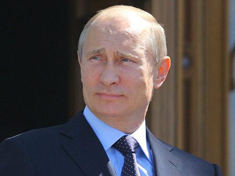 Путин заморозил тарифы ЖКХ
