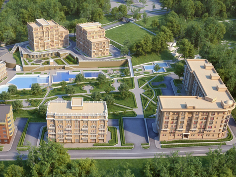 В Звенигороде откроют доступ на крыши