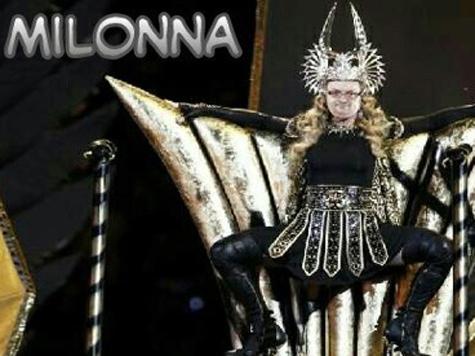 Мадонне хотят запретить раздеваться на концерте в Питере