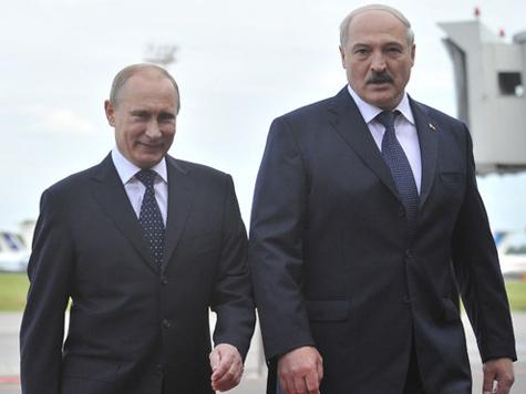 Путин позаботится о Батьке