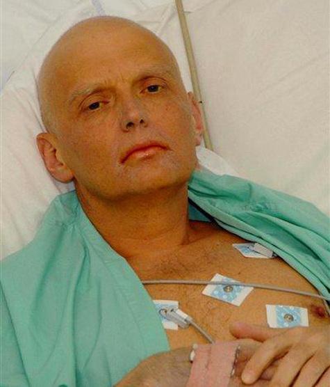 Александр Литвиненко.