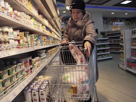 Потребительские цены пугают стабильностью