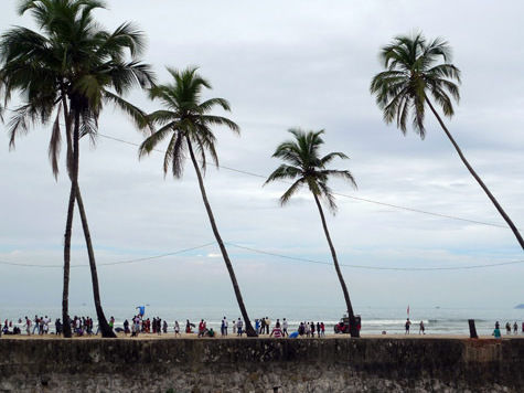 Знакомьтесь: карцинома на пляже
