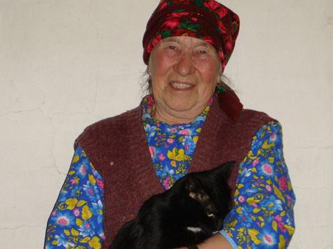 Бурановская бабушка понесет факел олимпиады «Cочи-2014»