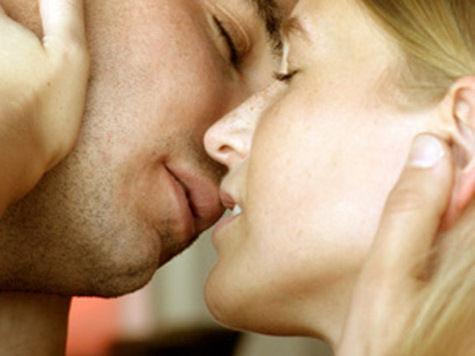 Поцелуй объяснили по-научному