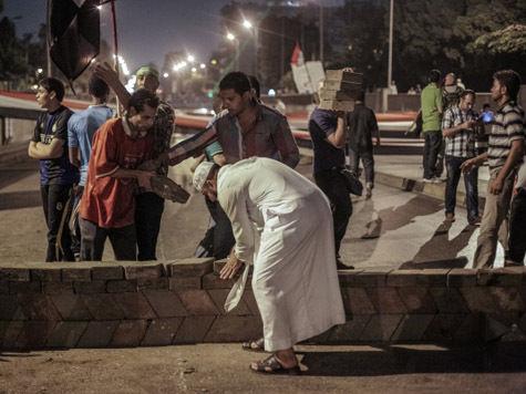 «Пятница гнева» в Египте обернулась новыми жертвами среди полицейских