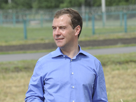 Медведев прошел собеседование