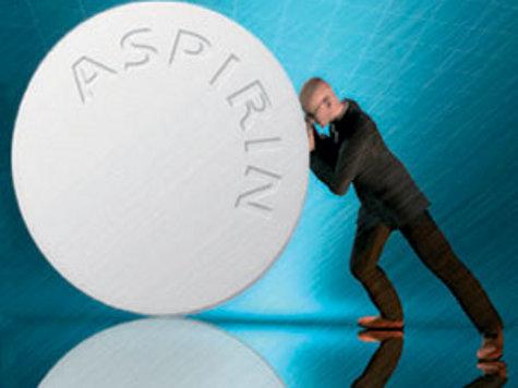 Аспирин вызывает слепоту