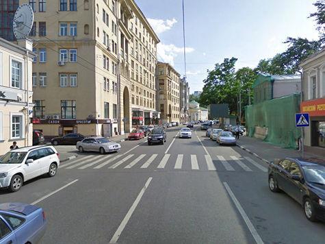 Улица Пятницкая в Москве станет узкой