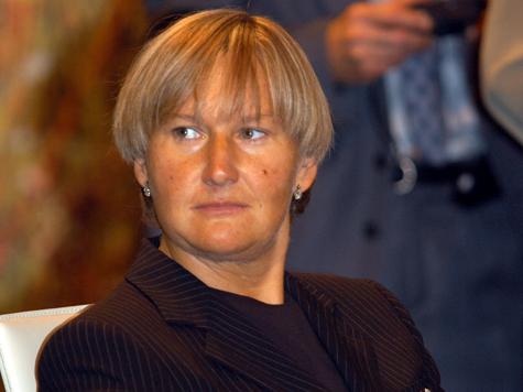 МВД добивается встречи с Батуриной