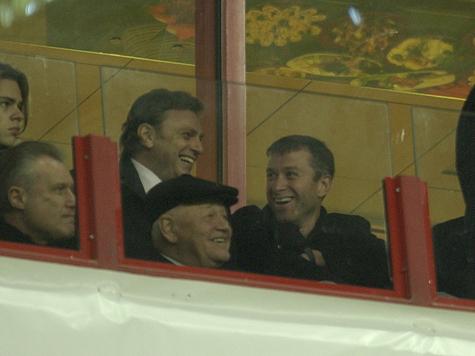 Абрамович затевает свою перестройку