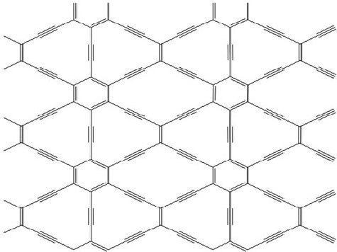 Ученые смоделировали материал лучше графена: называется графин