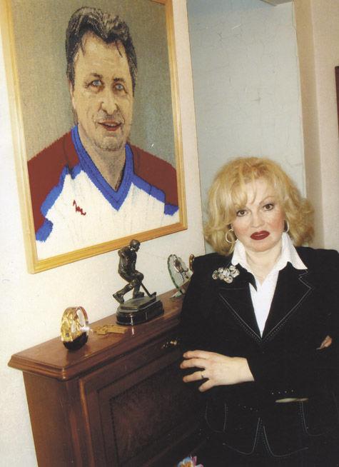 Татьяна - жена Александра Якушева