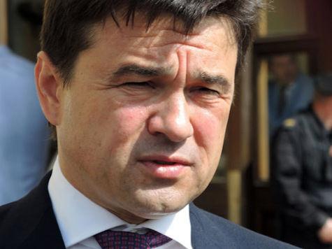 Андрей Воробьев предложил сельским главам пересесть с иномарки на лошадь