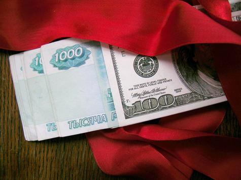 Рынок рублю не верит