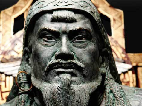 50% населения Земли могут оказаться потомками Чингисхана