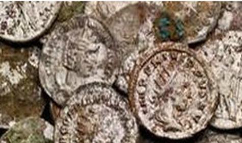 В Англии рядом с популярным местом найден клад с 30 тысячами серебряных римских монет