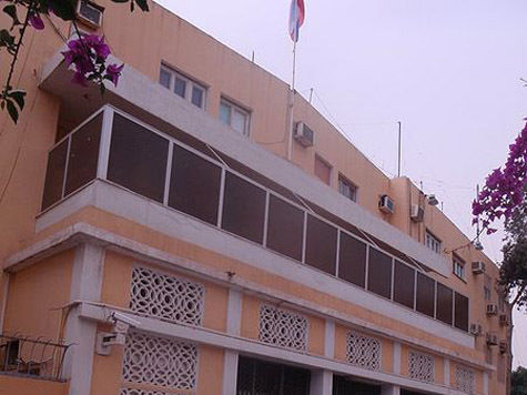 В Ливии атаковано российское посольство: причины нападения выясняются