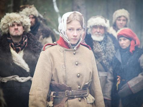 Светлана Ходченкова собирает партизан