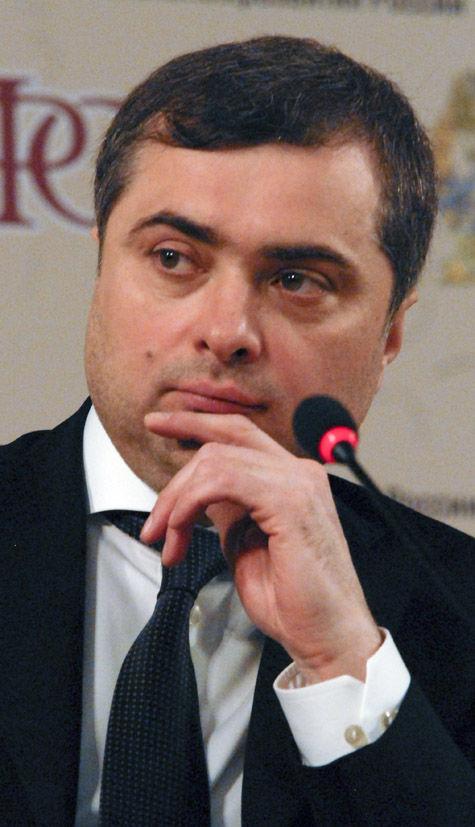 Сурков возвращается во власть: ему могут «отдать» Украину