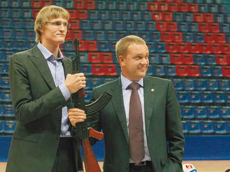 Кириленко: в Каунасе — как в НБА