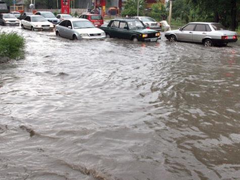 Непогода на юге России: десять человек погибли