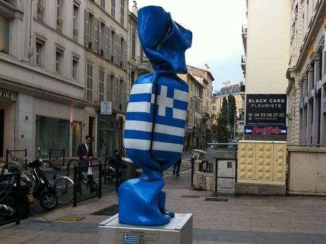 Чего только в Греции нет