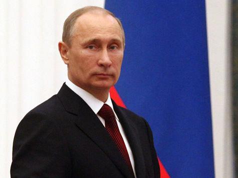 Путин споткнулся о свою вертикаль