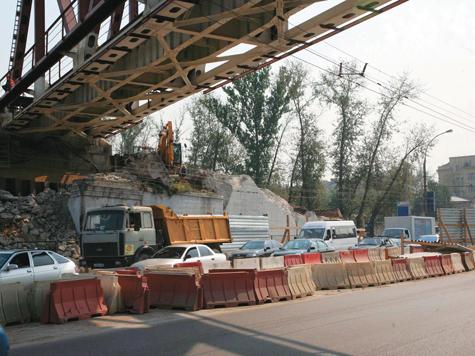 На Дмитровском шоссе построят четыре развязки