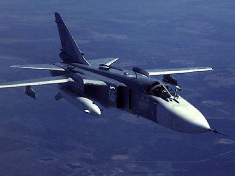 Су-24 разбился при посадке