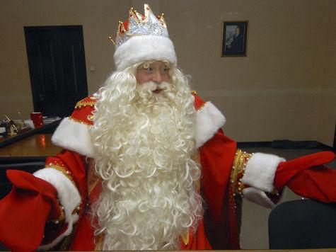 Рождественская деревня на ВВЦ открывается!